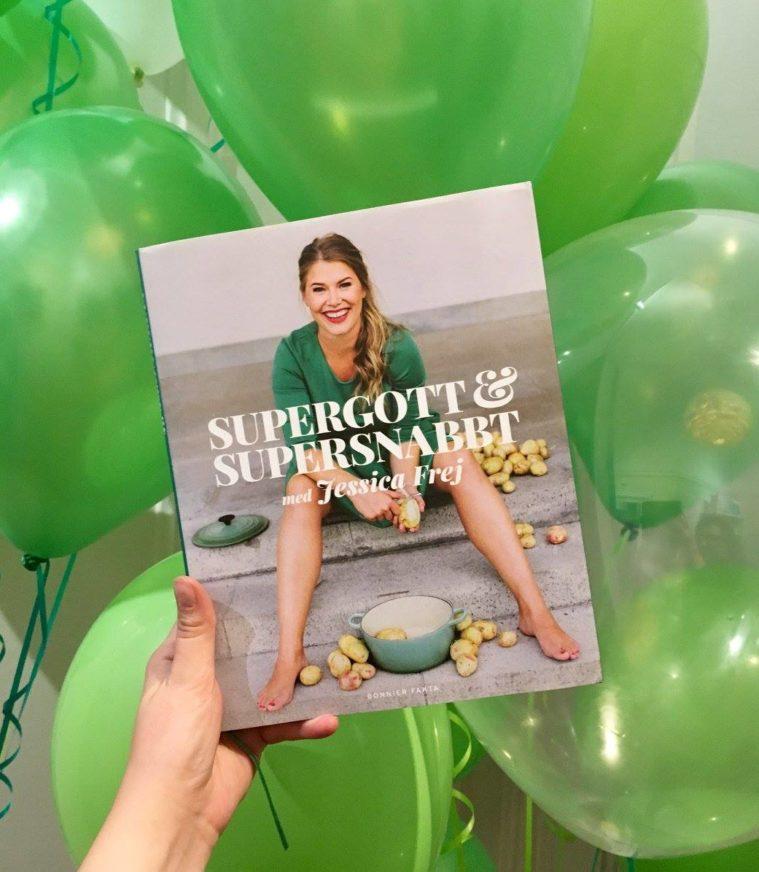 Jessica Frej, Supergott & Supersnabbt och Youtube-kanal
