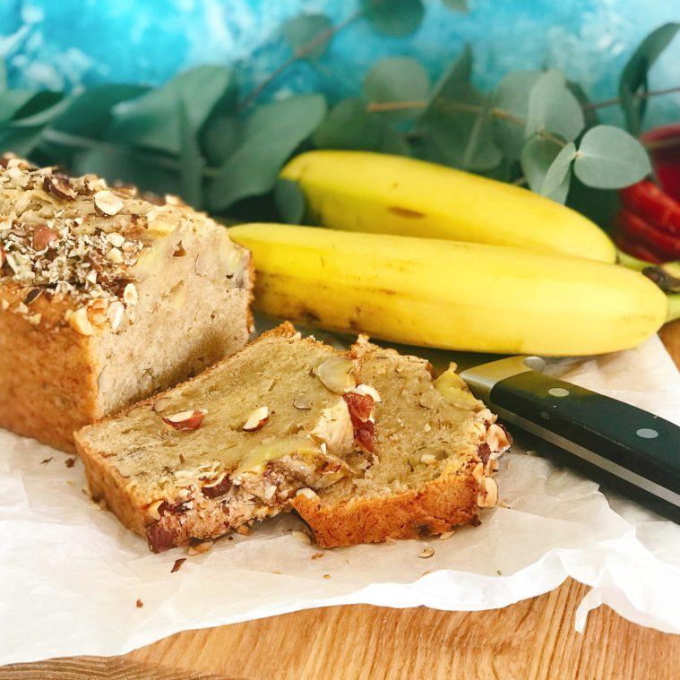 Banankaka eller Bananbröd, gott som bara den