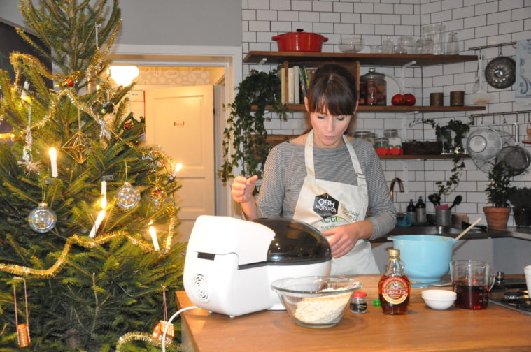 Hypermoderne Årets julklapp är en ActiFry från OBH Nordica - Lindas Matstuga AM-63